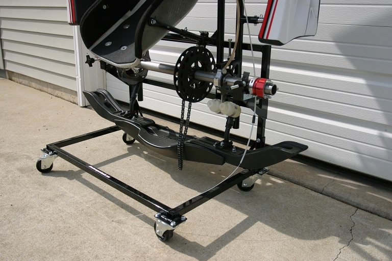 upright streeter stand