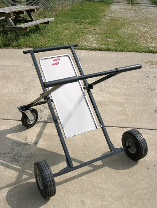 Streeter big foot stand