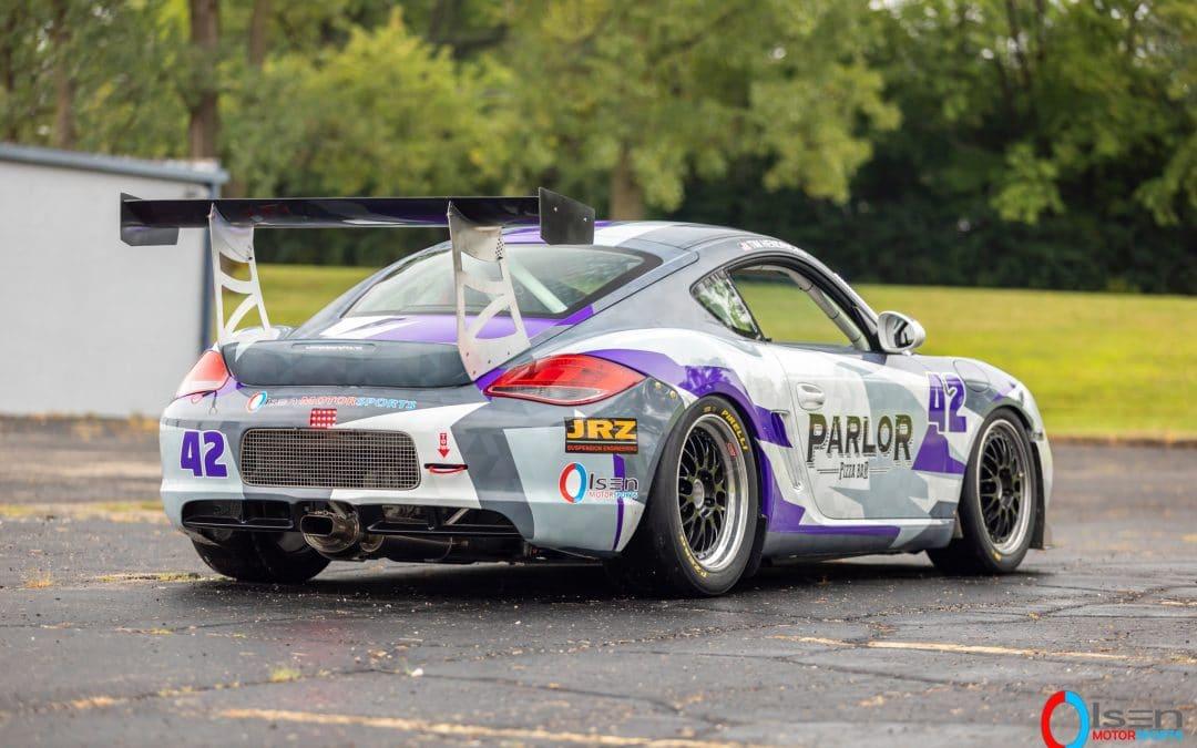 2010 Porsche Cayman Built by Olsen Motorsports